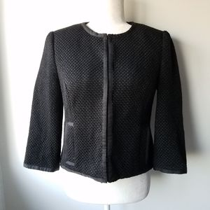 Mossimo Wool Tweed Blazer